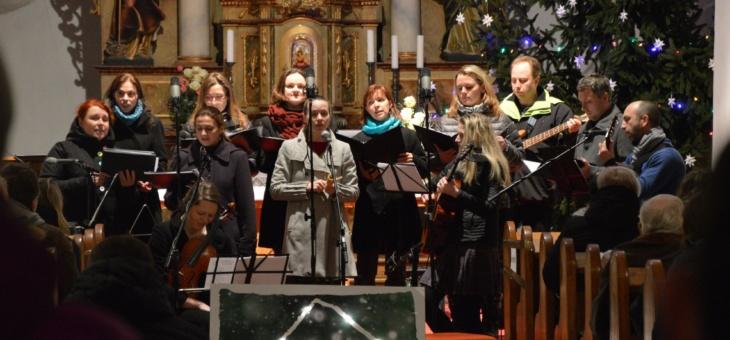 Vánoční koncert 2017 – foto a audio